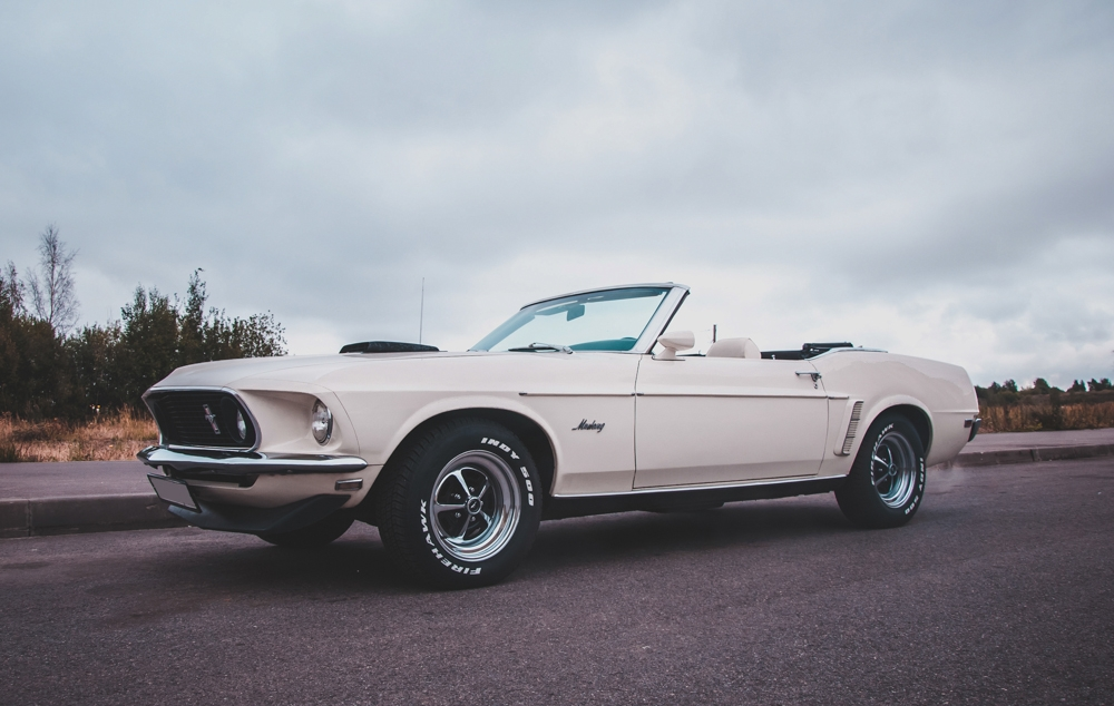 Ford Mustang 1969