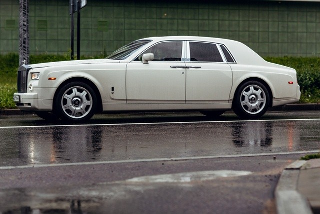 Цена аренды Rolls-Royce Phantom