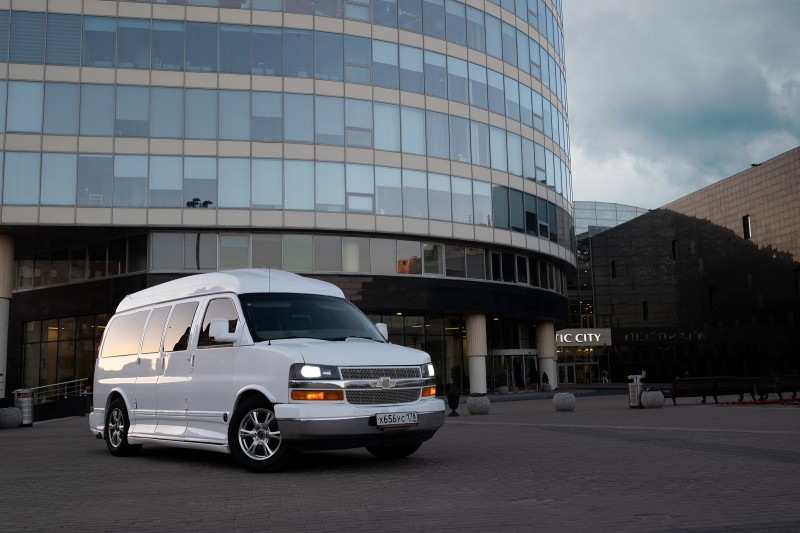 Chevrolet Express White Whale