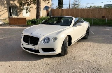 Bentley Continental GT II CABRIO