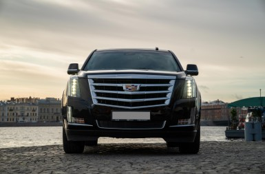 Cadillac Escalade Black
