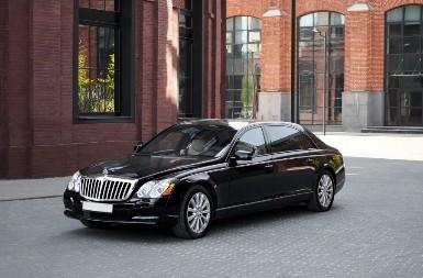 Maybach 62 I REST