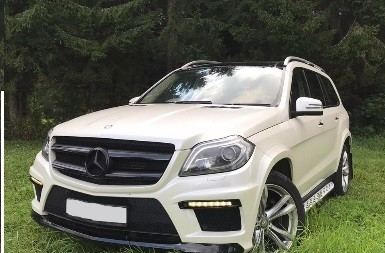 Mercedes GL New