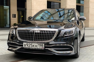 Mercedes-Maybach 2019